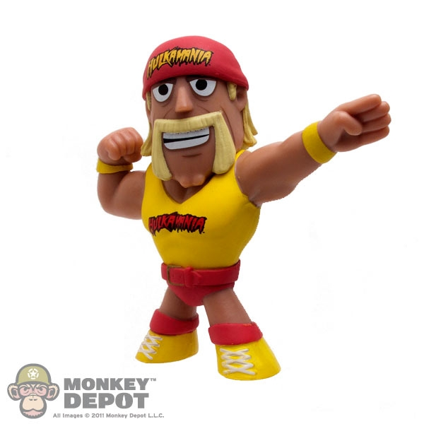 Mini Figure: Funko WWE Hulk Hogan