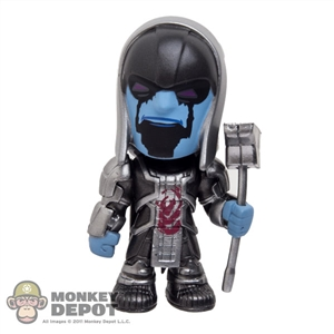 Mini Figure: Funko Guardians Of The Galaxy Metallic Ronan the Accuser