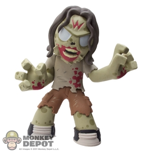 Mini Figure: Funko Walking Dead Series 4 W Zombie