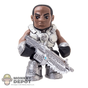 Mini Figure: Funko Gears Of War Augustus Cole (Cole Train)