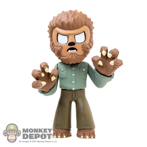 Mini Figure: Funko Horror Series 3 Wolfman
