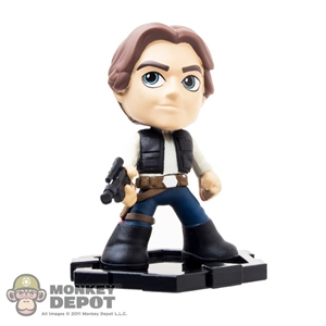 Funko Mini: Funko Star Wars Han Solo Bobble-Head