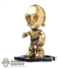 Funko Mini: Funko Star Wars C-3PO Bobble-Head
