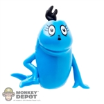 Funko Mini: Funko Dr. Suess Blue Fish (1/24)
