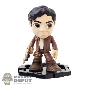 Funko Mini: Star Wars Last Jedi Poe Dameron Bobble-Head