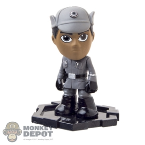 Funko Mini: Star Wars Last Jedi Finn Bobble-Head