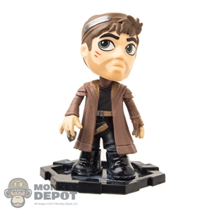 Funko Mini: Star Wars Last Jedi DJ Bobble-Head (1:36)