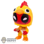 Funko Mini: Deadpool In Chicken Suit (Bobble Head)