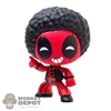 Funko Mini: Deadpool Disco (Bobble Head