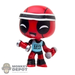 Funko Mini: Deadpool Gym Rat (1/24) (Bobble Head)