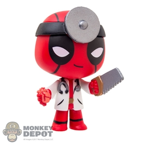 Funko Mini: Deadpool Doctor (Bobble Head)