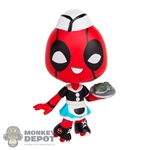 Funko Mini: Deadpool Waitress (Bobble Head)
