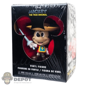 Funko Mini: Mickey 90 Years: Three Muskateer Mickey