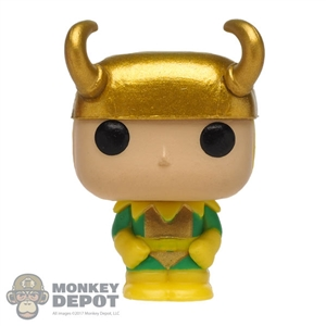 Mini Figure: Funko Pocket POP Loki (Marvel 80th)