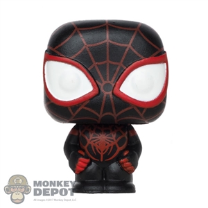 Mini Figure: Funko Pocket POP Spider-man (Earth-1610) (Marvel 80th)