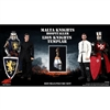 Fire Phoenix Malta Knight Hospitaller and Lion Knight Templar
