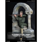FacePool WWII US Ranger Private Sniper w/Bell Tower (FP-003B)