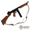 Rifle: Facepool M1A1 Thompson Machine Gun