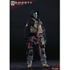 "Boxed Figure: Flagset Doomsday War Series | End War Death Squad ""K"" Caesar 