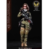 Boxed Figure: Flagset Multicam Female Hunter Special Forces Angela (73015)