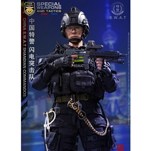 Flagset China SWAT Shandian Commandos (F73024)