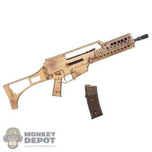 Rifle: Flagset G36