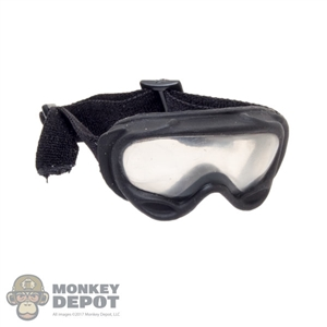 Mask: Flagset Clear Lens Goggles