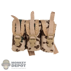 Pouch: Flagset Triple Grenade Pouch