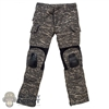 Pants: Flagset Mens Subdued Urban Tiger Stripe