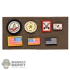 Insignia: Flagset Special Forces Patch Set