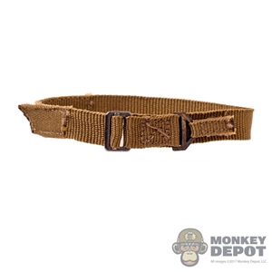 Belt: Flagset Male Brown Tactical Belt