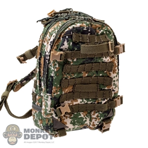 Pack: Flagset Mens Backpack In Camo