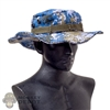 Hat: Flagset Mens Boonie Cap In Camo