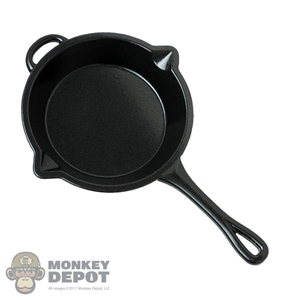 Pan: Flagset Cast Iron Skillet