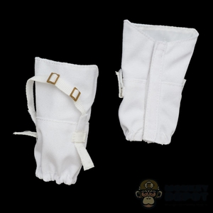 Leggings: Flagset White Gaiters