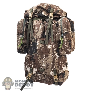 Pack: Flagset Large Digital Camo Backpack