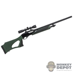 Rifle: Flagset Model 870 Shotgun w/Removable Scope