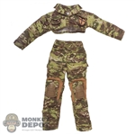 Uniform: Flagset Female Camo Uniform