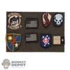 Insignia: Flagset 75th Ranger Patch Set