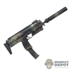 Rifle: Flagset MP7 Submachine Gun w/Silencer