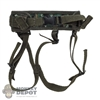 Belt: Flagset Female BDU Belt w/Harness (Camo)
