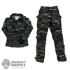 Uniform: Flagset Female Special Forces Camo BDU Shirt + Pants