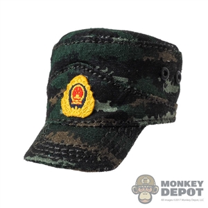 Hat: Flagset Female Special Forces Camo Cap