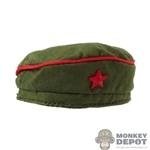Hat: Flagset Female PLA Military Cap