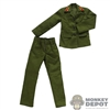 Uniform: Flagset Female PLA Military Uniform