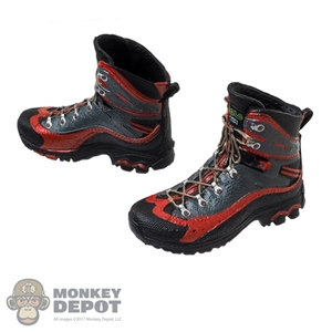 Boots: Feel Toys Female Molded Tactical Boots
