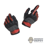 Hands: Feel Toys Female Molded Tactical Gloved Hands