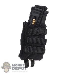 Holster: Feel Toys MOLLE 5.56 Mag Pouch w/Ammo