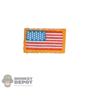 Insignia: Feel Toys American Flag Patch