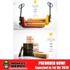 Equipment: Five Toys Pallet Jack + Pallet (FIT-2001)